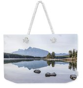 Land Of Thousand Lakes Weekender Tote Bag