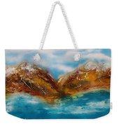 Land Sea And Air  Weekender Tote Bag
