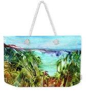 Land Sea And Sky Weekender Tote Bag