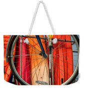 Land Vs Water Sports Weekender Tote Bag