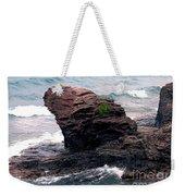 Land Water Sky Weekender Tote Bag