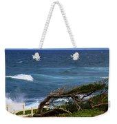 Land Wind And Sea Weekender Tote Bag