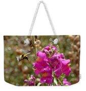 Landing Bumblebee Weekender Tote Bag