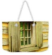 Landis Valley Window Weekender Tote Bag