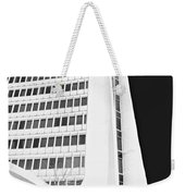 Landmark Square Facade Weekender Tote Bag
