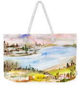 Landscape 3 Weekender Tote Bag
