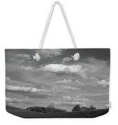 Landscape And Clouds Weekender Tote Bag