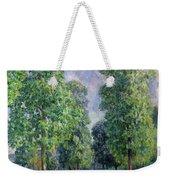 Landscape At Sevres Weekender Tote Bag by Alfred Sisley