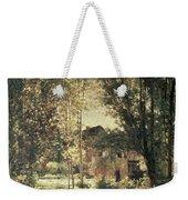 Landscape Weekender Tote Bag by Charles Francois Daubigny