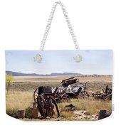 Landscape Galisteo Nm A10a Weekender Tote Bag