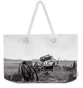 Landscape Galisteo Nm A10d Weekender Tote Bag