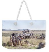 Landscape Galisteo Nm A10i Weekender Tote Bag