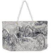Landscape Galisteo Nm A10t Weekender Tote Bag