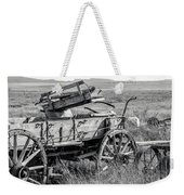 Landscape Galisteo Nm A10z Weekender Tote Bag