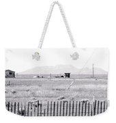 Landscape Galisteo Nm H10r Weekender Tote Bag