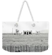Landscape Galisteo Nm H10u Weekender Tote Bag
