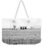 Landscape Galisteo Nm H10w Weekender Tote Bag
