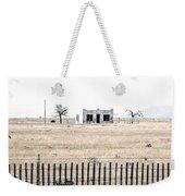 Landscape Galisteo Nm H10x Weekender Tote Bag