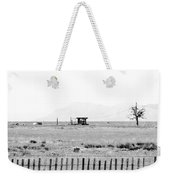 Landscape Galisteo Nm I10b Weekender Tote Bag