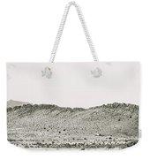 Landscape Galisteo Nm I10l Weekender Tote Bag