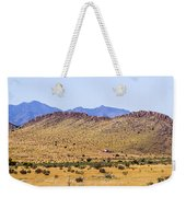 Landscape Galisteo Nm I10n Weekender Tote Bag
