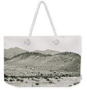 Landscape Galisteo Nm I10q Weekender Tote Bag