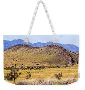 Landscape Galisteo Nm I10s Weekender Tote Bag