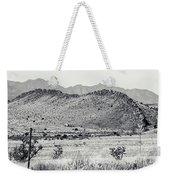 Landscape Galisteo Nm I10u Weekender Tote Bag
