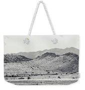 Landscape Galisteo Nm J10a Weekender Tote Bag