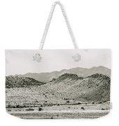 Landscape Galisteo Nm J10b Weekender Tote Bag