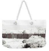 Landscape Galisteo Nm J10h Weekender Tote Bag