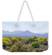 Landscape Galisteo Nm K10e Weekender Tote Bag