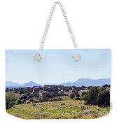 Landscape Galisteo Nm K10h Weekender Tote Bag