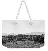 Landscape Galisteo Nm K10i Weekender Tote Bag