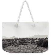 Landscape Galisteo Nm K10k Weekender Tote Bag