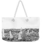 Landscape Galisteo Nm K10q Weekender Tote Bag