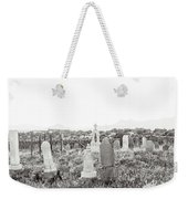 Landscape Galisteo Nm K10r Weekender Tote Bag