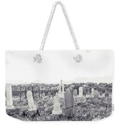 Landscape Galisteo Nm K10z Weekender Tote Bag