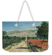Landscape In Provence Weekender Tote Bag by Paul Camille Guigou