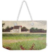Landscape In The Ile De France Weekender Tote Bag