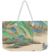 Landscape In The Style Of The Old Masters Weekender Tote Bag