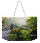 Landscape In Wales Weekender Tote Bag