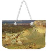 Landscape Near Corinth Weekender Tote Bag