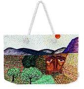 Landscape Weekender Tote Bag by Sarah Loft