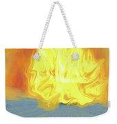 Landscape Sunrise Weekender Tote Bag