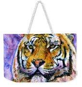 Landscape Tiger Weekender Tote Bag