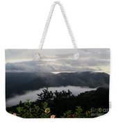 Landscape Tropical Weekender Tote Bag