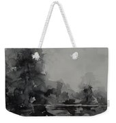 Landscape Value Study Weekender Tote Bag