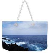 Wild Sea Weekender Tote Bag