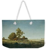 Landscape With A Clump Of Trees Weekender Tote Bag